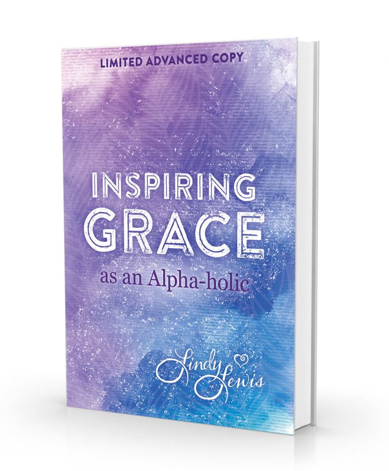 Book 2 Inspiring Grace as an Alpha-holic by Lindy Lewis
